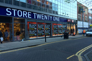Retail Fit Out - Store Twenty One and Noir Menswear