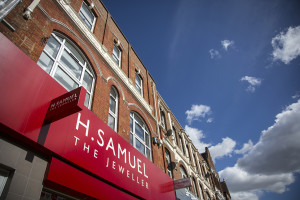 H Samuel - London