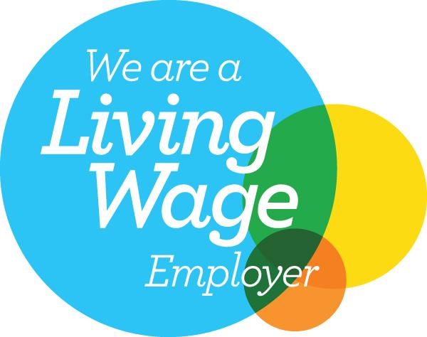 DMP-LLP Living Wage logo