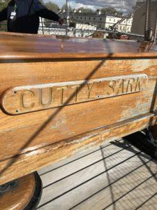 Cutty Sark Plaque