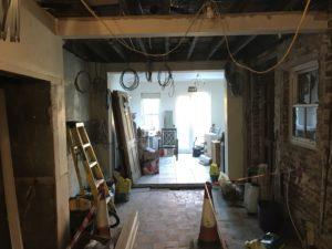 DMP-LLP Tonbridge Gutted Kitchen