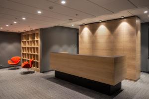 DMP-LLP Office Interior