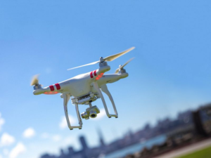 DMP-LLP drone image