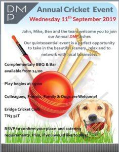 DMP-LLP Cricket Invite