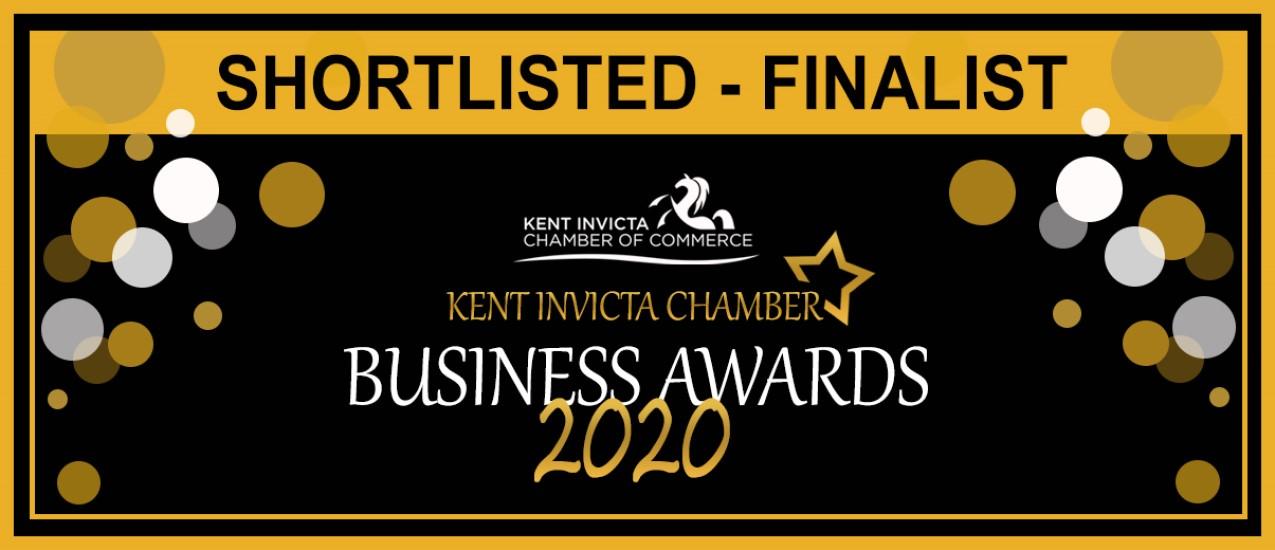 DMP-LLP Kent Invicta Chamber Business Award logo
