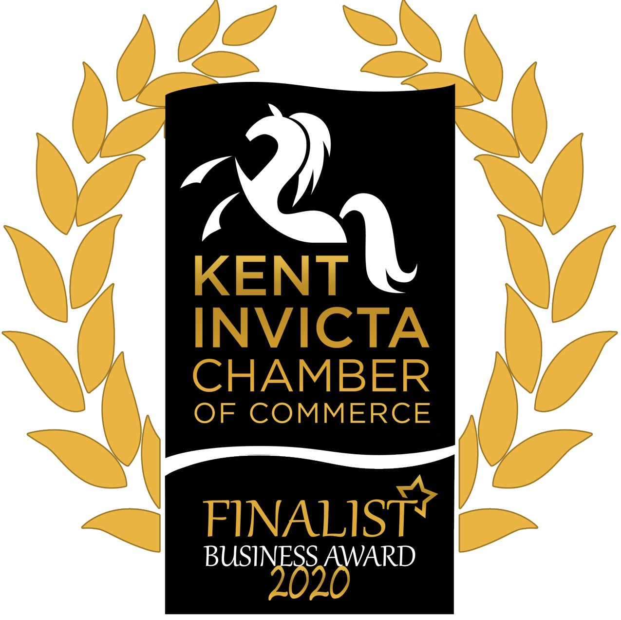 DMP-LLP Kent Invicta Chamber Business Award logo