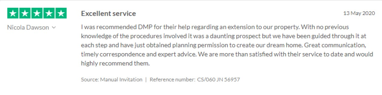 DMP-LLP Client Feedback