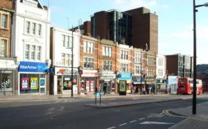 DMP-LLP Bromley High Street_Measured Survey
