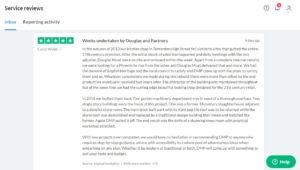 DMP-LLP Trustpilot review