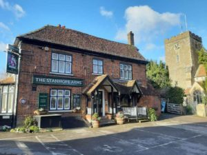 DMP-LLP Stanhope Arms Pup Brasted Building Survey