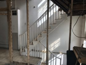 DMP-LLP East Dulwich Building Renovation