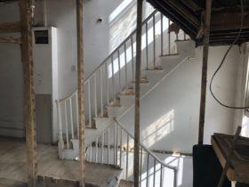 DMP-LLP East Dulwich Building Renovation