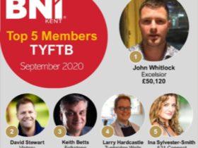 DMP-LLP BNI Networking John Whitlock