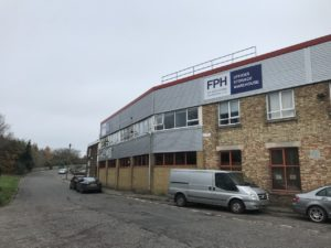DMP-LLP Snodland_Schedule of Condition_Industrial and Warehouse