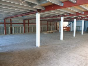 DMP-LLP Measured Survey_London Kentish Town_Office and Commercial
