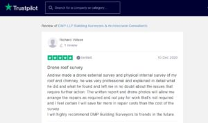 DMP-LLP Oxted_Residential Building Survey_Drone Aerial Survey