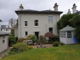 DMP-LLP Tunbridge Wells _ Lansdown Road _ Residential Measured Survey
