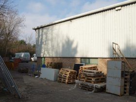 DMP-LLP Schedule of Dilapidation _ Commercial _ West Malling _ Warehouse