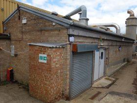 DMP-LLP BroadWater Tunbridge Wells _ Warehouse and Industrial _ Measured Survey