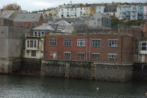 DMP-LLP _ Falmouth Cornwall _ Retail _ Commercial _ Measured Survey