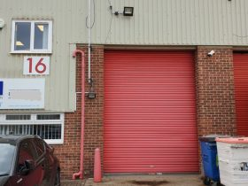 DMP-LLP Borough Green _ Measured Survey _ Warehouse and Industrial