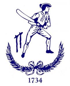 DMP-LLP Sevenoaks Vine Cricket Club logo