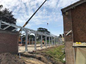 DMP-LLP West Heath School _ Education _ Project Managing _ Building Surveyors