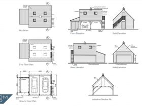 DMP-LLP Architectural Design _ Residential _ Crowborough